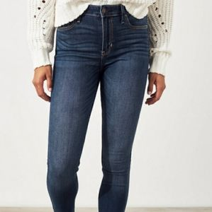 Denim - Hollister Classic Stretch High Rise Skinny Jeans
